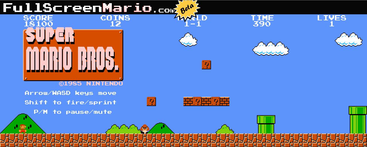 Mario Online Spielen